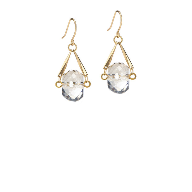 Celestial Earrings - Gold