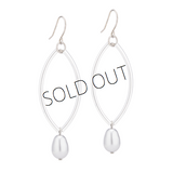 Cleo Earrings - Silver - Sold out