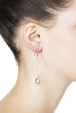 Cleo Earrings – Silver 2