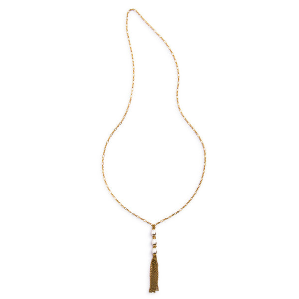 Cleo Necklace – Gold