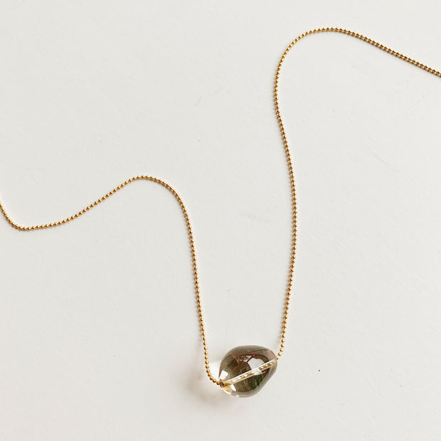Coco Minimal Choker - Gold - Imperfect