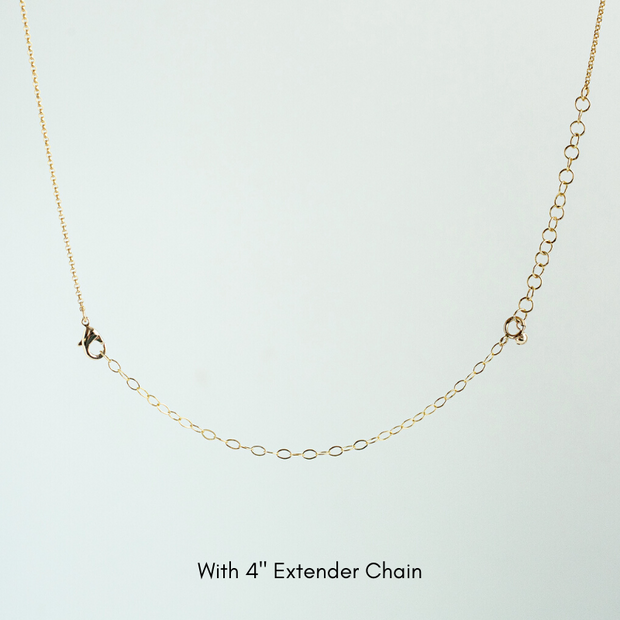 Delicate Extender Chain Set