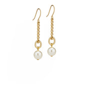 Dinah Earrings - Gold