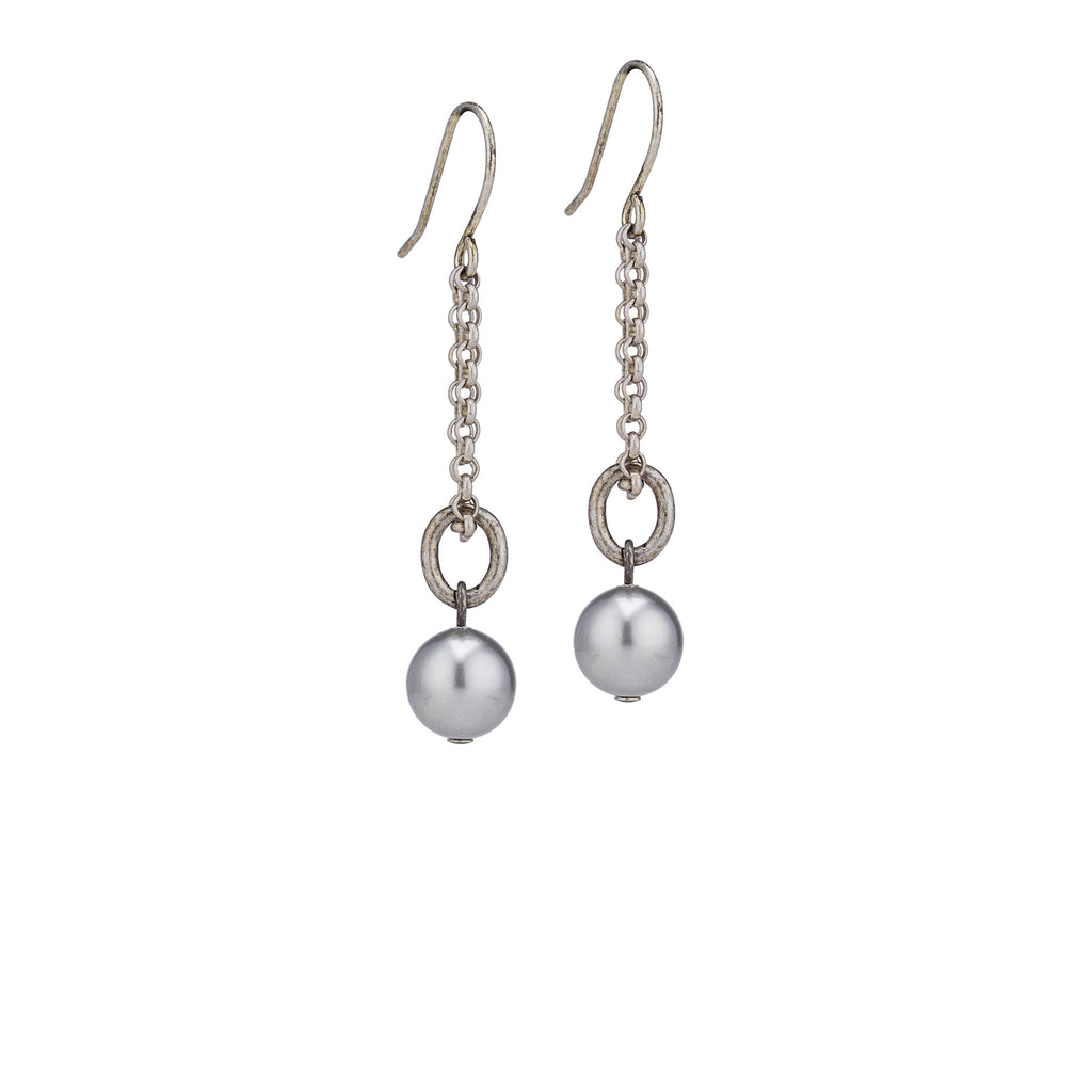 Dinah Pearl Earrings