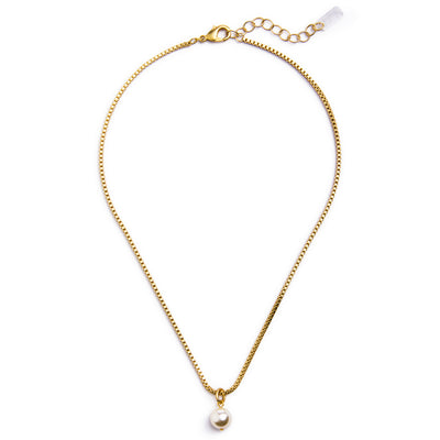 Eartha Necklace – Gold
