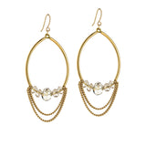 Edessa Earrings - Gold
