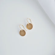 Elodie Coin Earrings – Gold