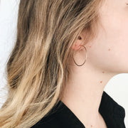 Small Essential Hoops - 14K Gold Fill