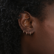Essential Huggie Earrings - 14k Gold Fill