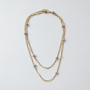 Françoise 3-in-1 Wrap Necklace - Gold