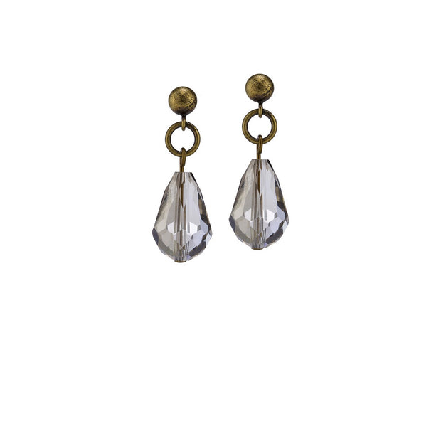 Grayling Zelda Earrings Brass