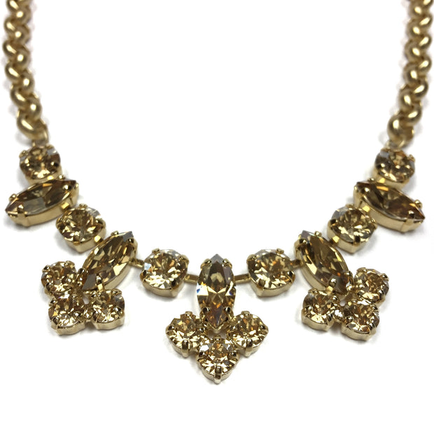 Hanover Statement Necklace - Gold  2