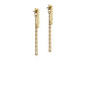 Hartley Post Earrings - Gold