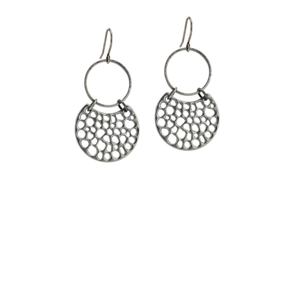Isabel Earrings - Silver