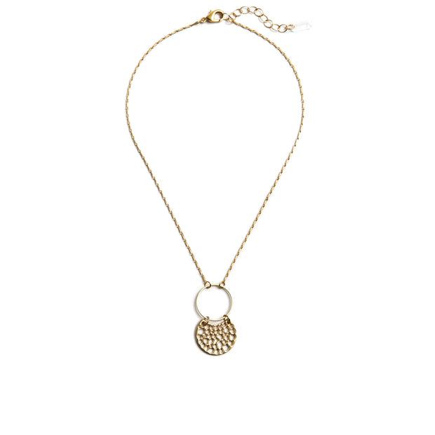 Isabel Necklace - Gold