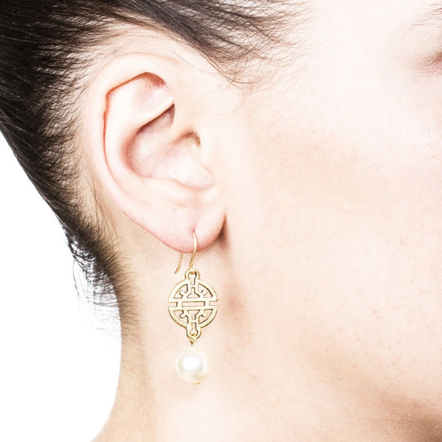 Kyoto Earrings - Gold 2