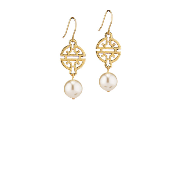 Kyoto Earrings - Gold