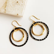 Marlowe Mixed Metal Earrings