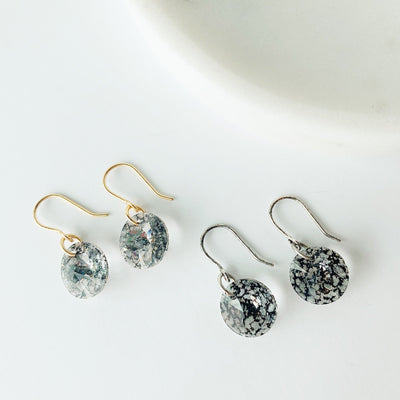 Maxine Earrings - Silver