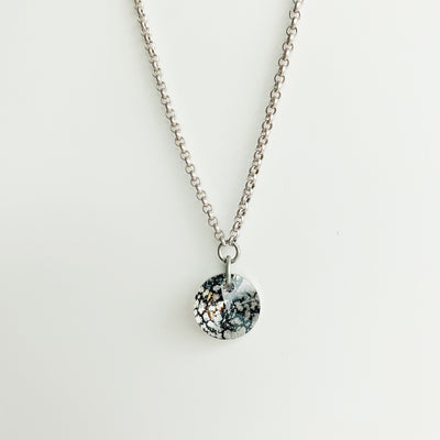 Maxine Necklace - Silver