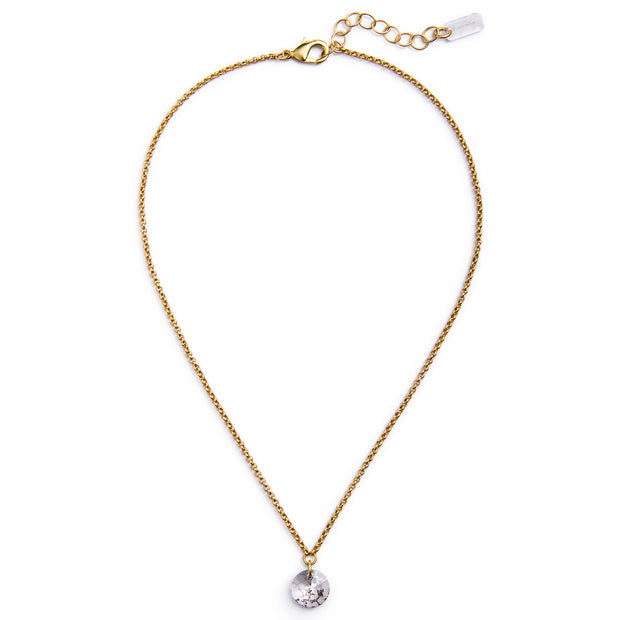 Maxine Necklace - Gold