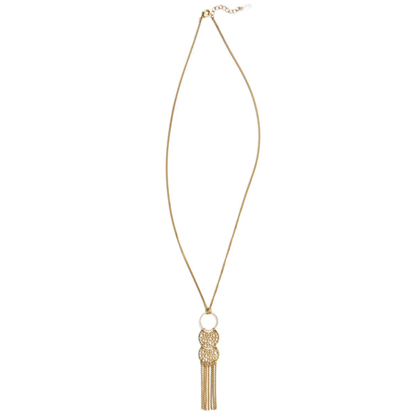 Mirabel Convertible Necklace - Gold