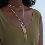 Mirabel 2-in-1 Necklace - Gold
