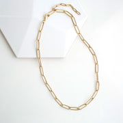 Monterey Oversized Chain Necklace