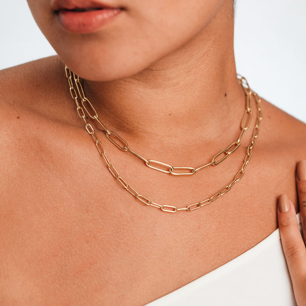 Monterey + Marina Necklace Layering Set