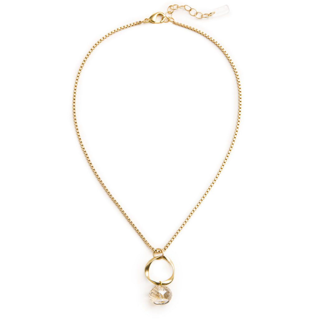 Moonlight Necklace - Gold