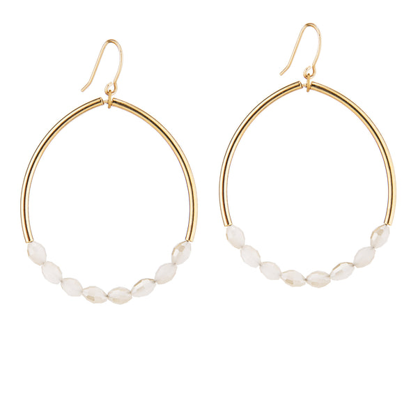 Oasis Earrings –  Gold