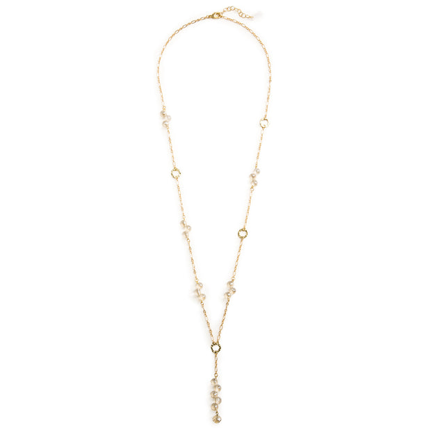 Reflection Necklace - Gold