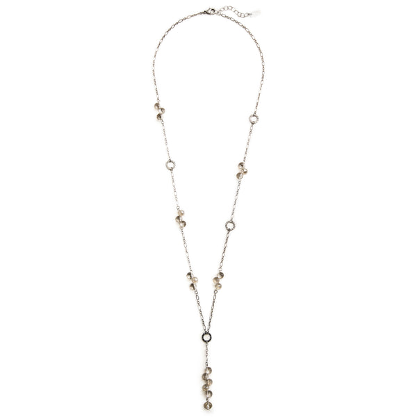 Reflection Necklace - Silver