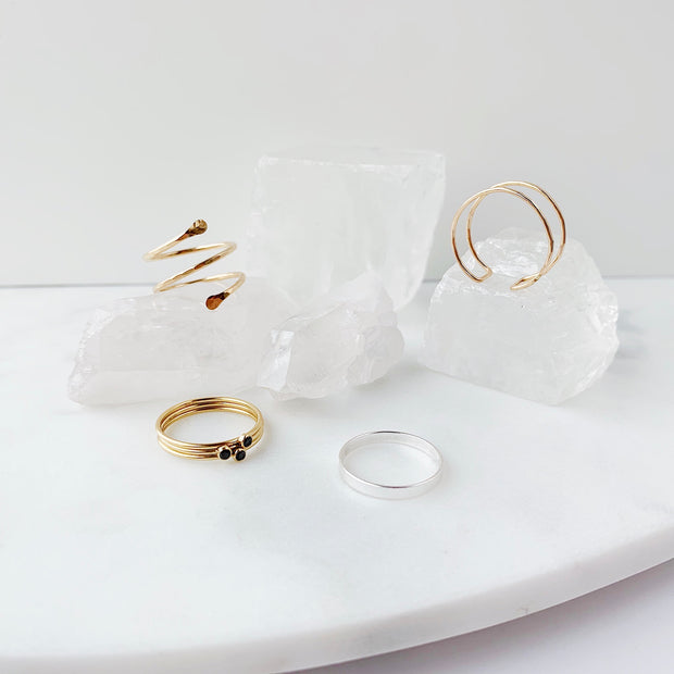 Wrap Ring - 14k Gold Fill