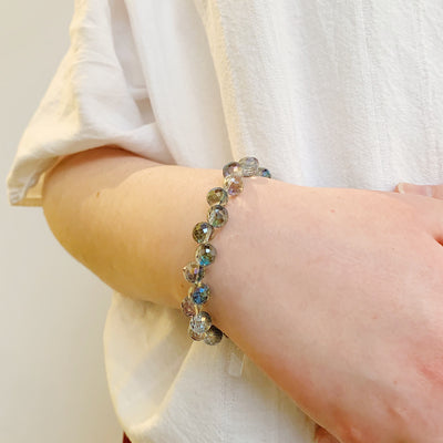 Reflection Bracelet - Santorini Blue