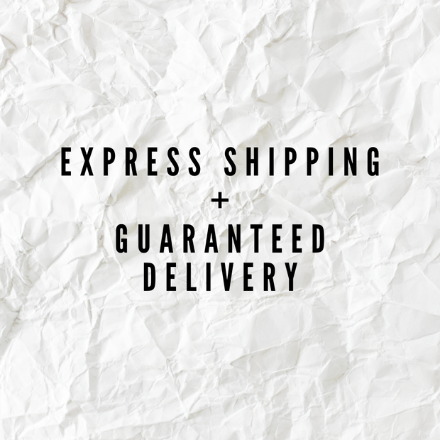 Shipping Upgrade: Express