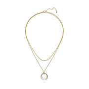 Solaro 2-in-1 Necklace - 14k Gold Fill