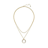 Solaro Convertible Necklace - 14k Gold Fill