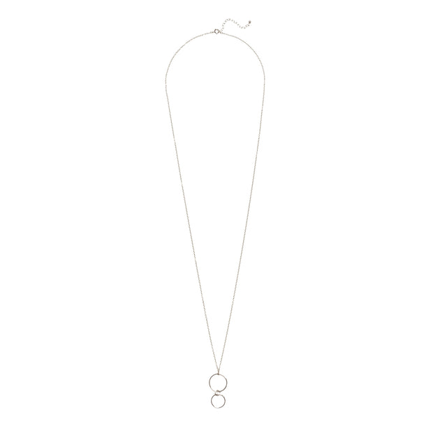 Solaro 2-in-1 Necklace - Sterling Silver
