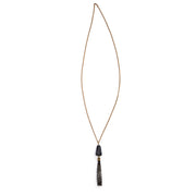 Souk Convertible Necklace - Black 1