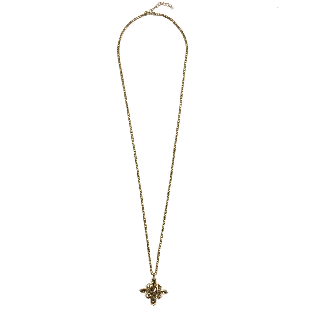 Tudor Convertible Necklace - Gold