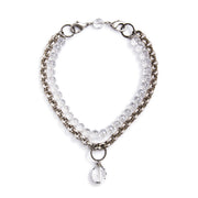 Lyra 2-in-1 Necklace - Silver
