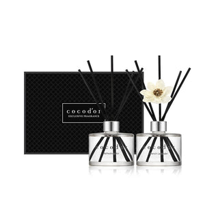 Gift Set Reed Diffuser 200ml/6.7oz/2pcs/Premium 2TYPE