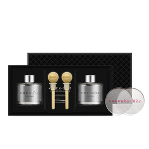 Gift Set Car Diffuser 50ml/1.6oz/2pcs