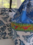 Ditty Bag blue bird