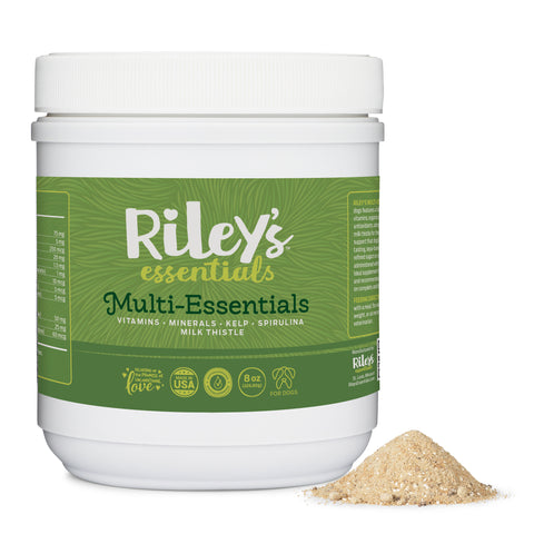 Riley's Essentials - Multi-Essentials Multivitamin for Dogs - 8 oz