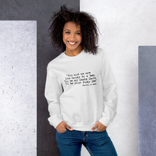 Load image into Gallery viewer, Be Here Sweatshirt