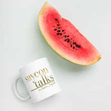 Load image into Gallery viewer, SayconTalks Tea Mug