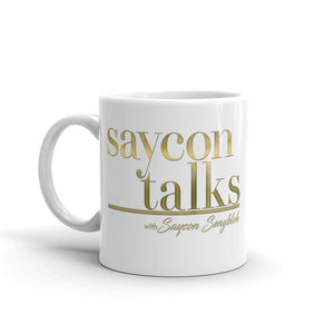 SayconTalks Tea Mug
