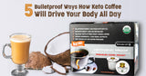 5 Bulletproof Ways How Keto Coffee Will Drive Your Body All Day